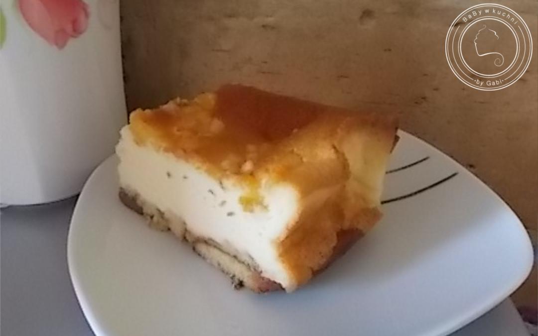 Oszukany sernik czyli ciasto z jogurtu