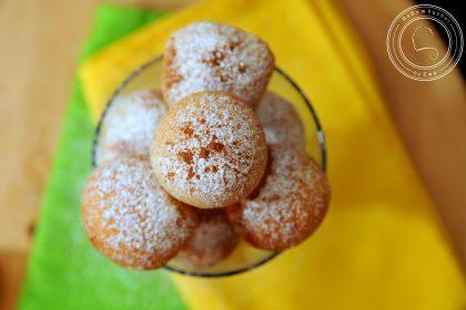 Smażone ciasteczka kardamonowe czyli pączki z kardamonem