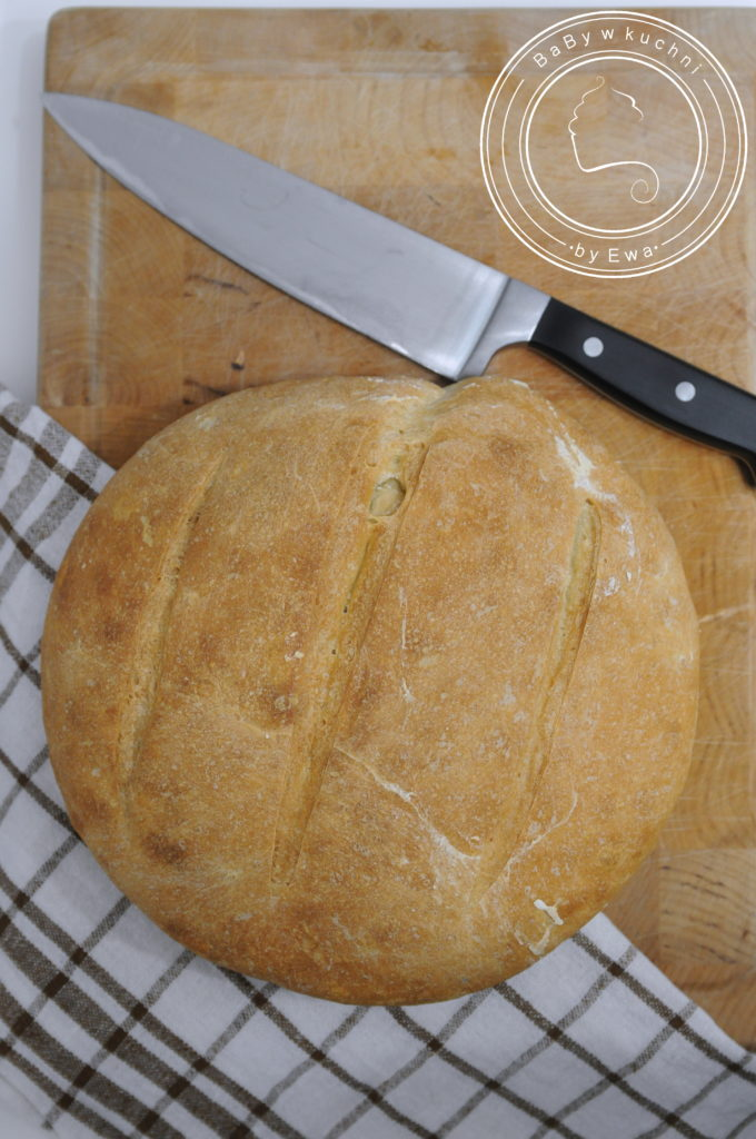 Chleb codzienny 4 składniki