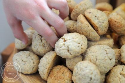 Ciasteczka owsiane razowe