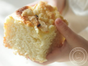 Klasyczne ciasto drożdżowe z jabłkami