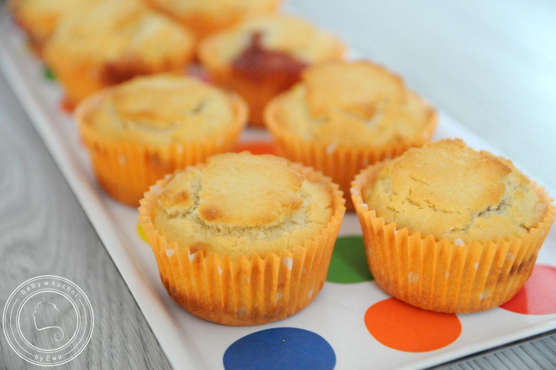 Muffinki na mące ryżowej