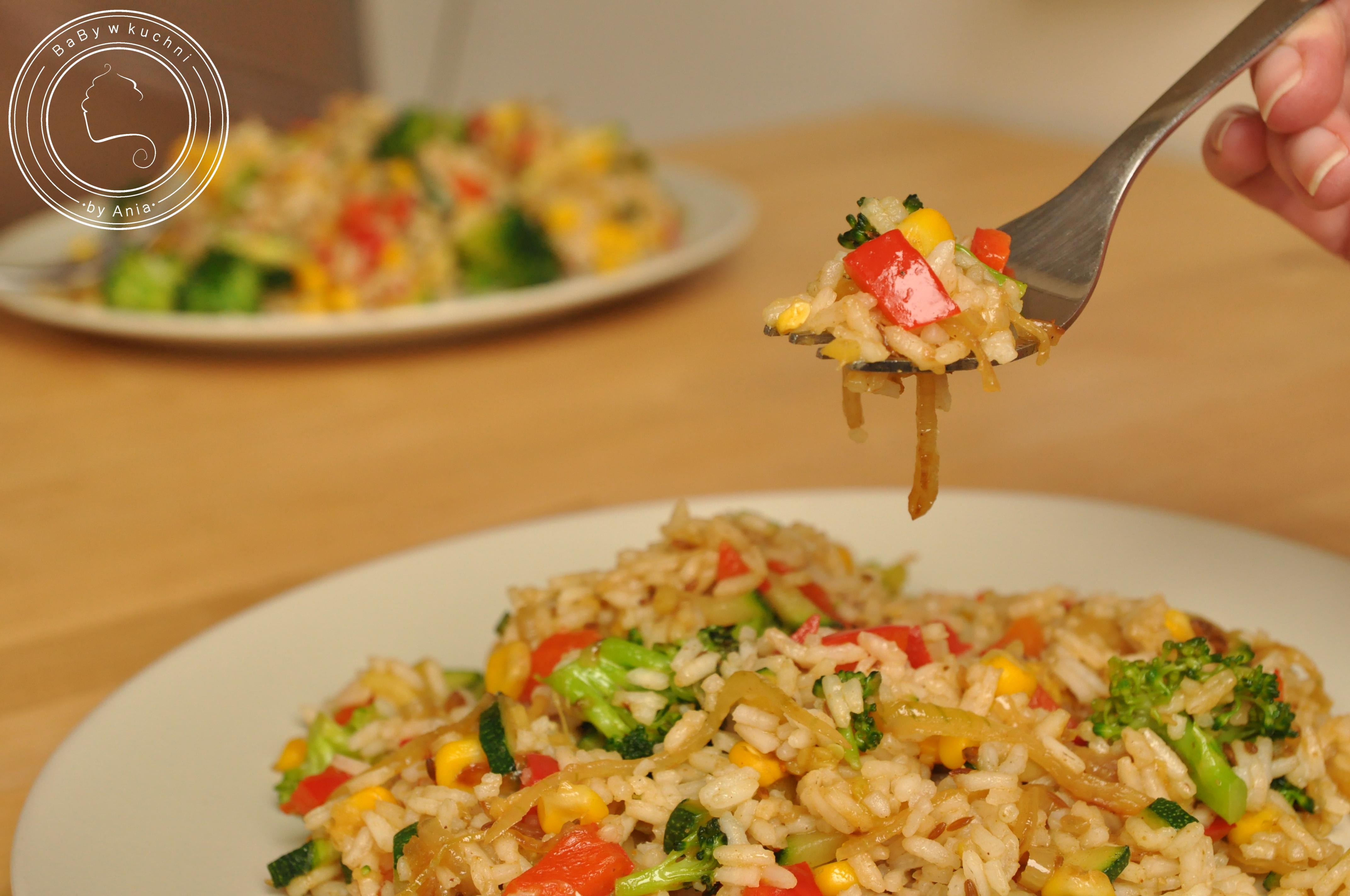 Kolorowy ryź