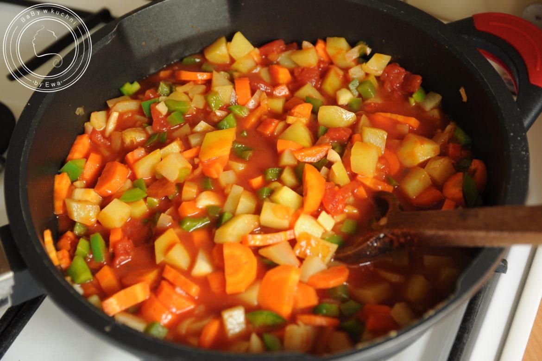 Alicha gulasz warzywny