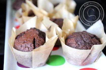 Muffiny z coca-colą