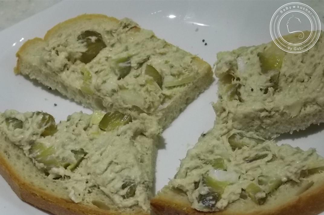 Pasta do kanapek z makreli