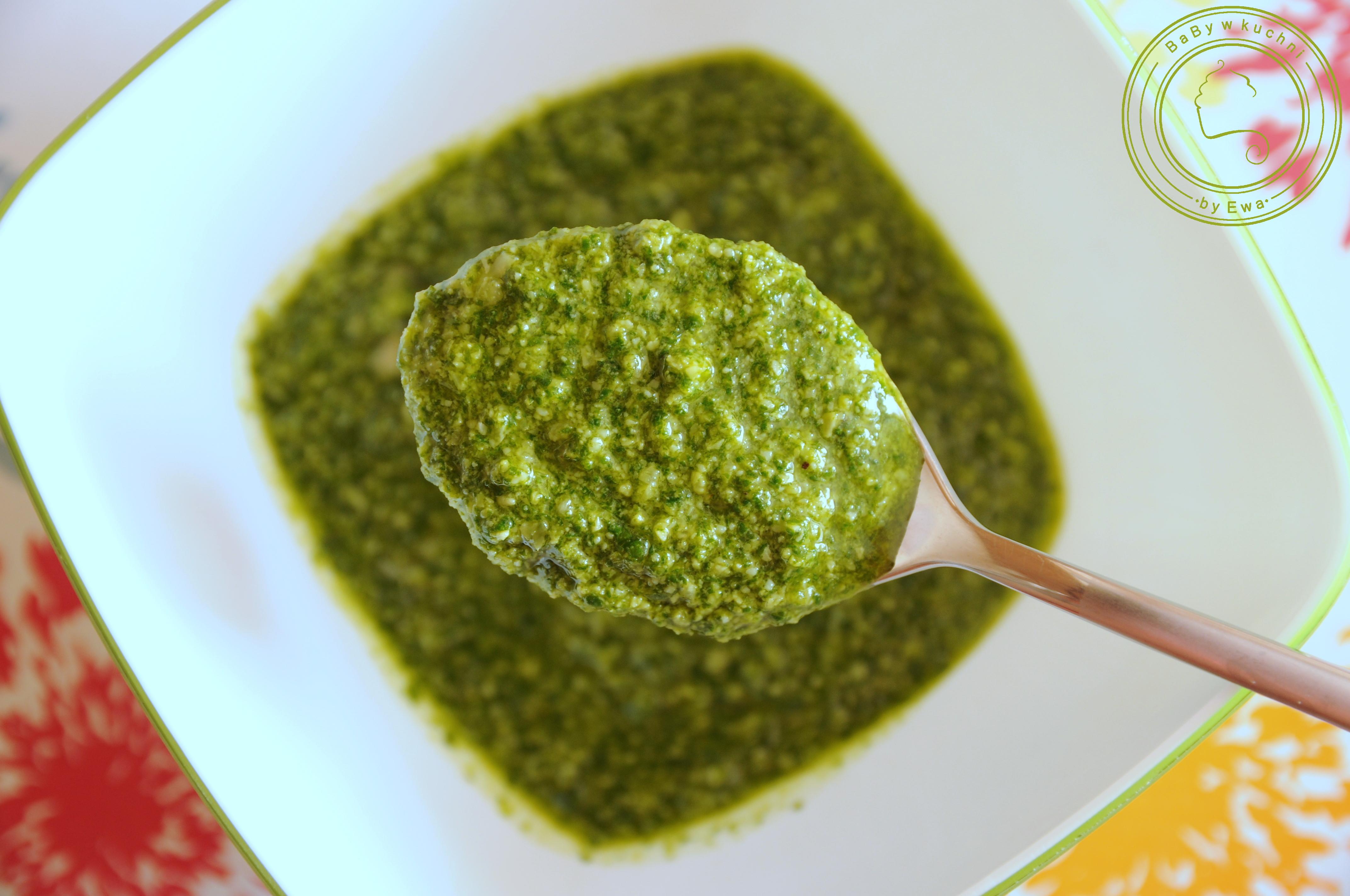 Pesto z bazylii przepis podstawowy