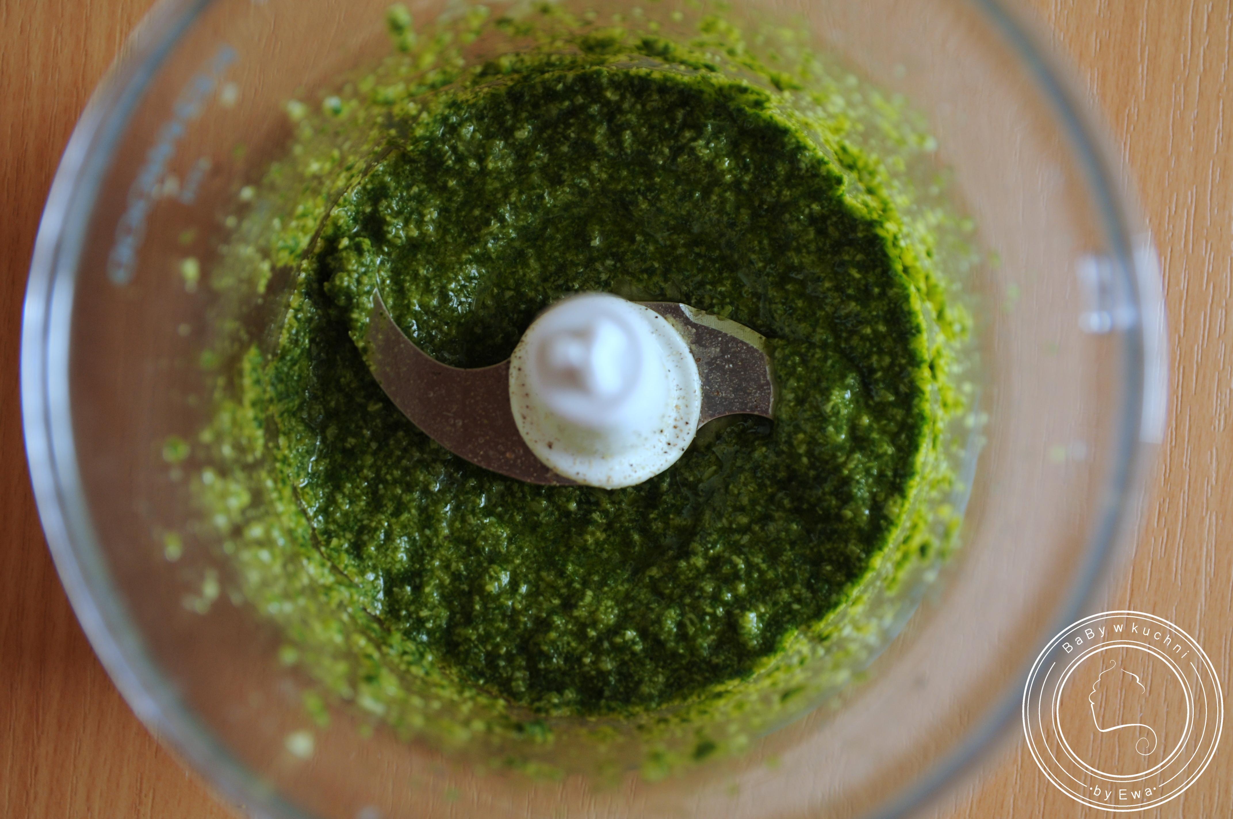 Pesto przepis podstawowy