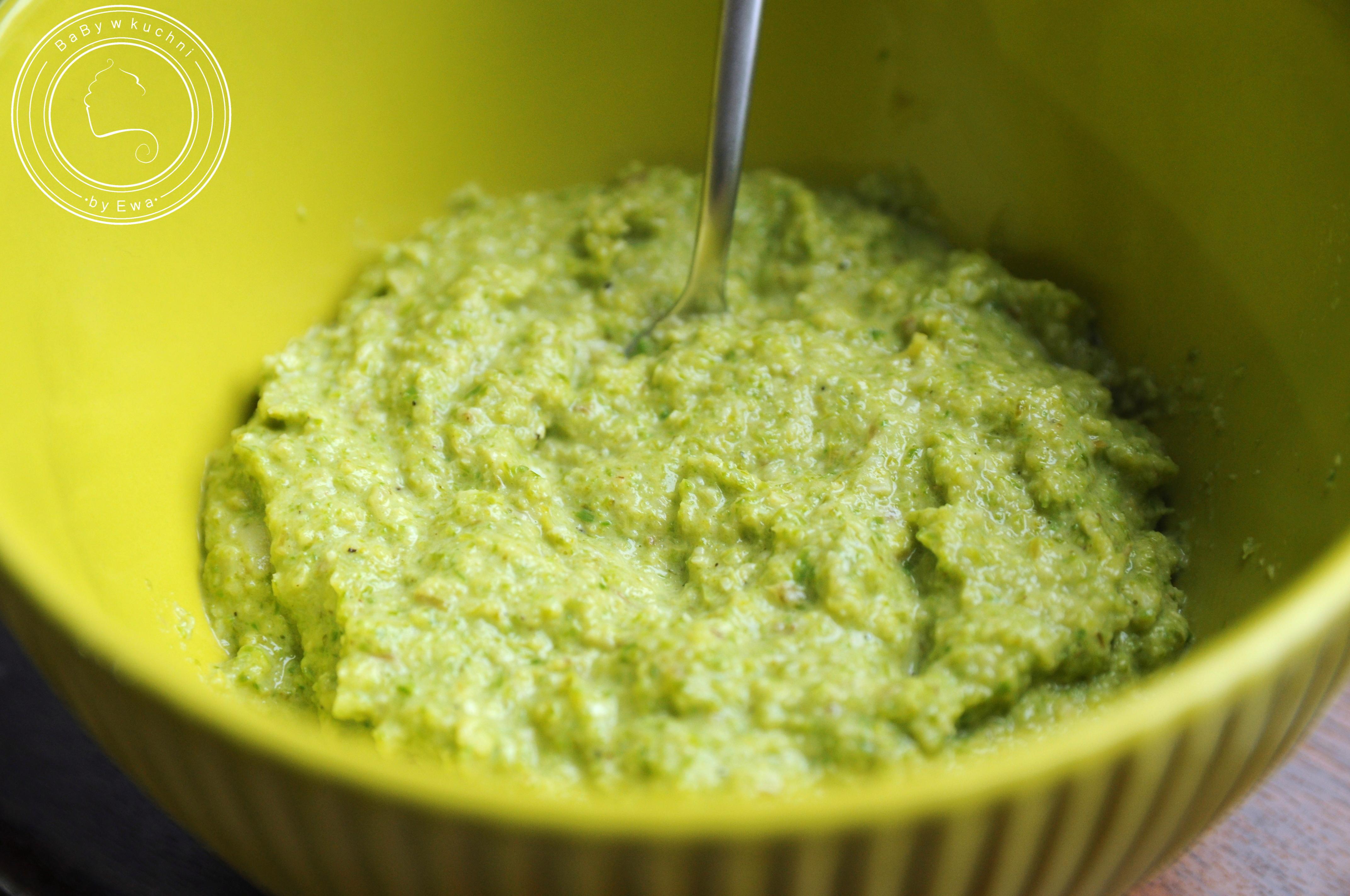 Pesto ze szparagów przepis podstawowy