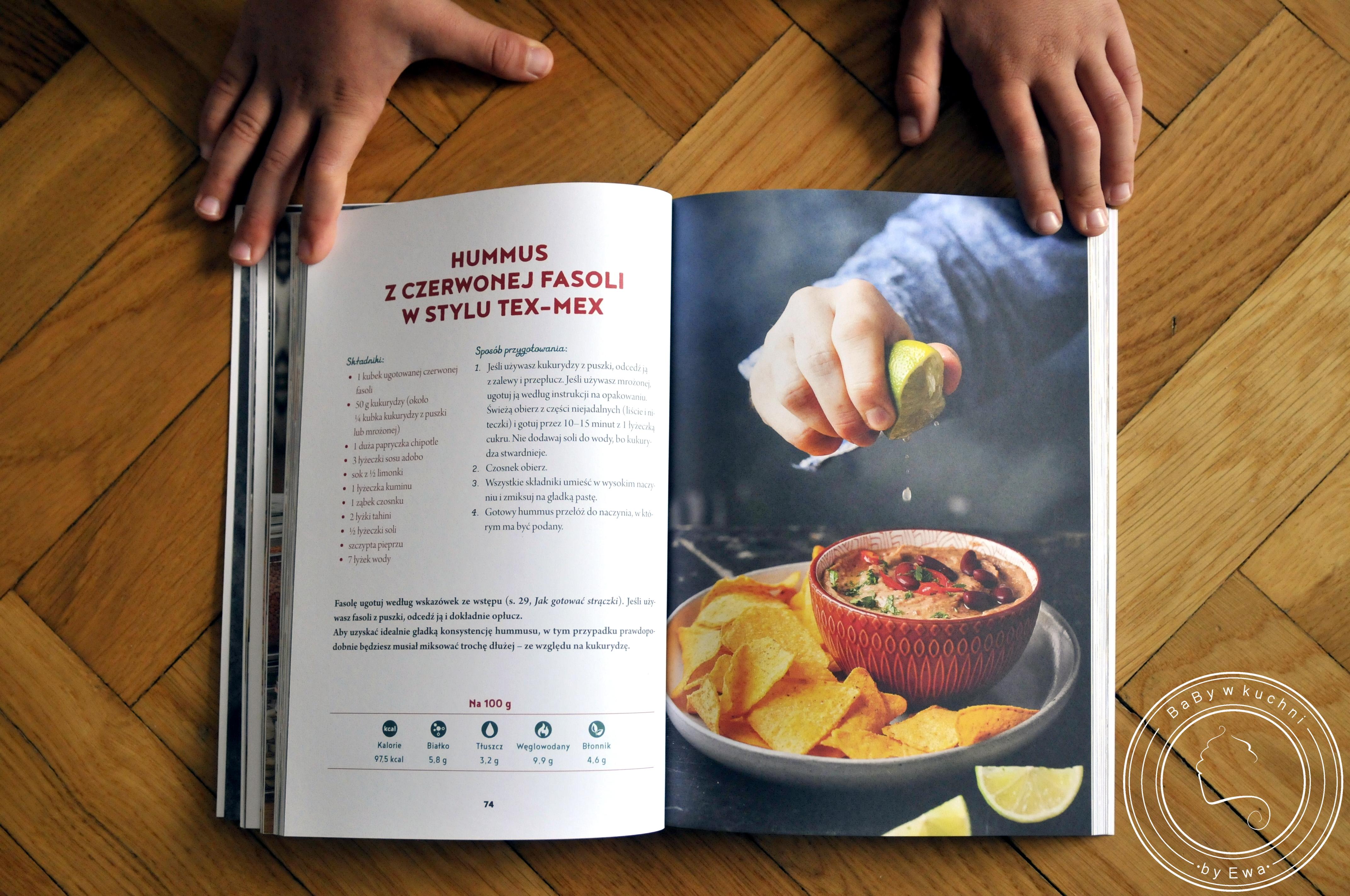 Hummusy i pasty recenzja