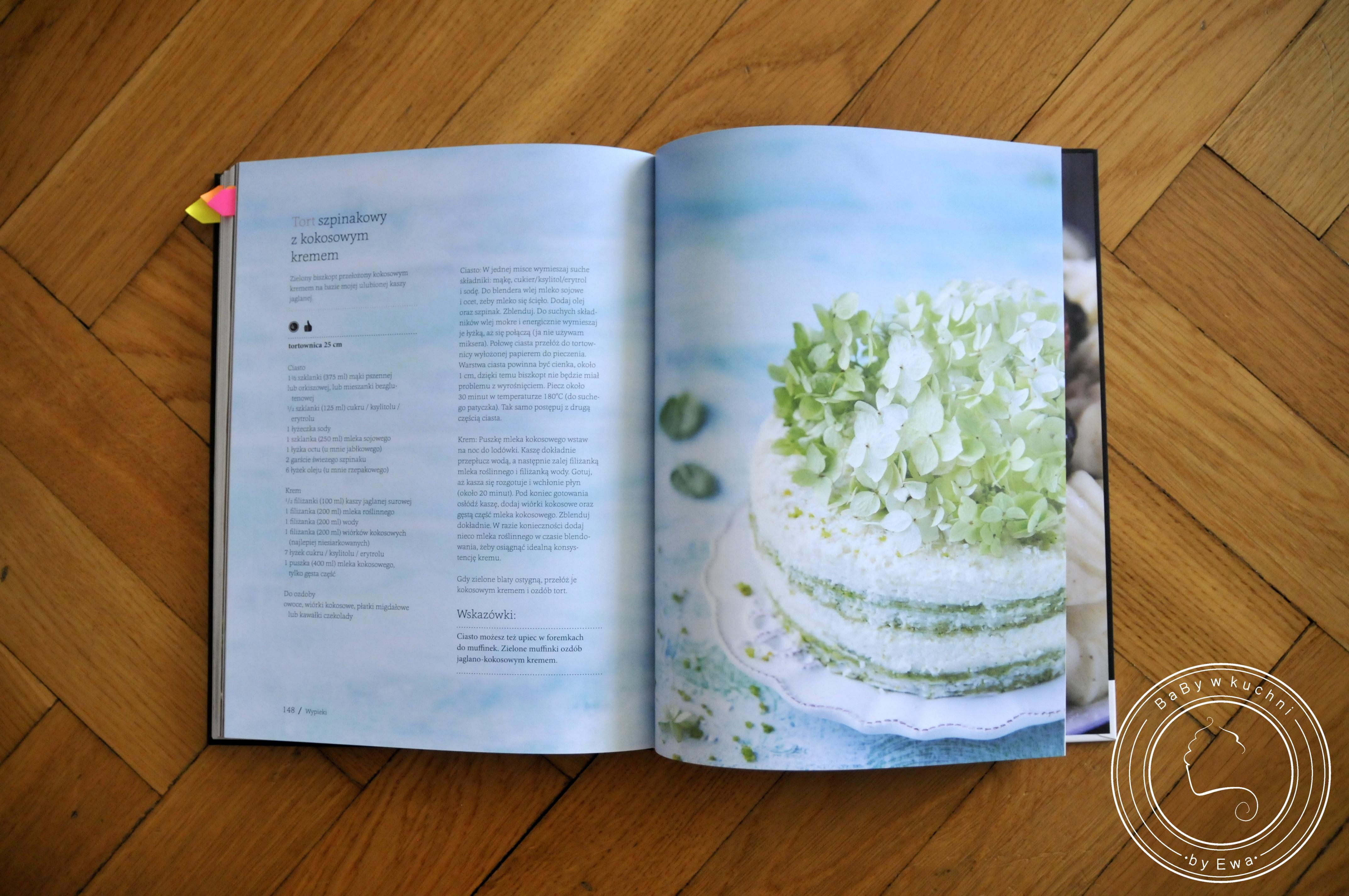 Słodka kuchnia roślinna recenzja