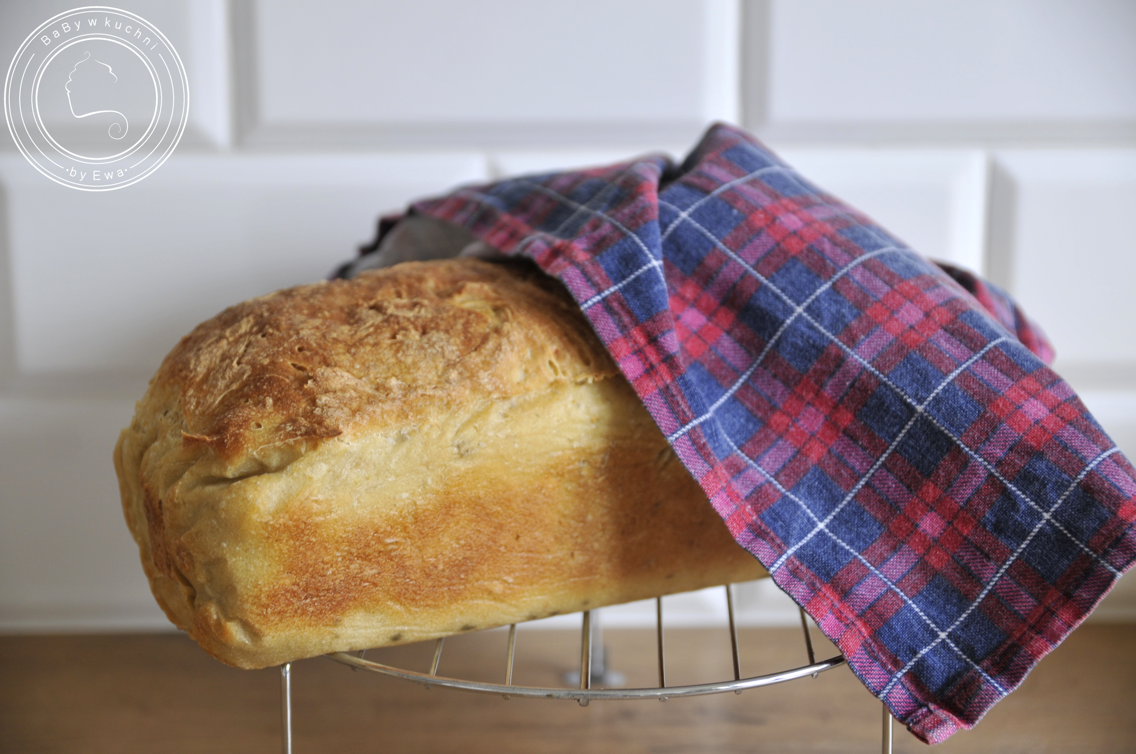 Nocny chleb z kaszą jaglaną