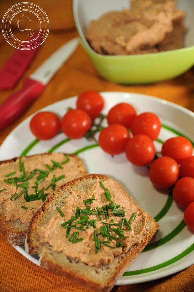 Pomidorowa pasta ze słonecznika
