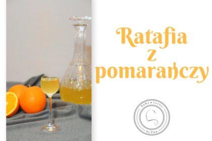 Ratafia pomarańczowo-cytrynowa