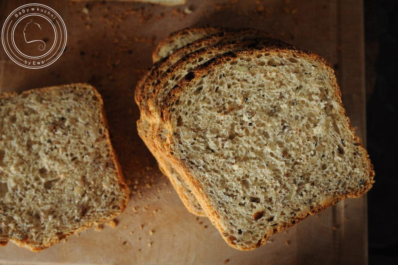 Chleb pszenny z ziarnami wg Piotra Kucharskiego