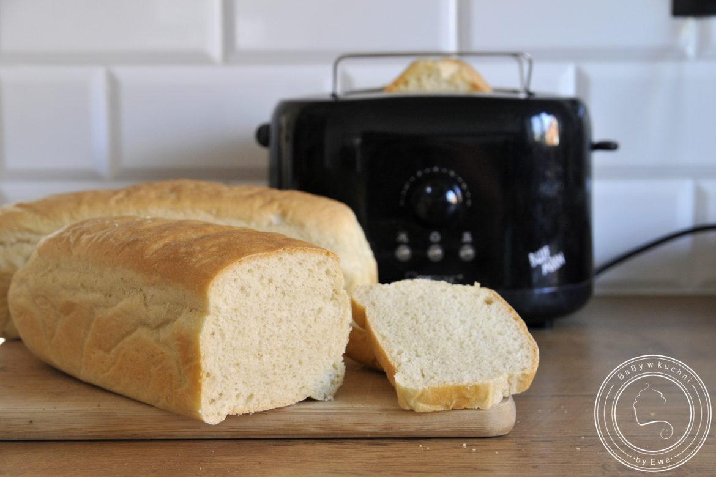 Chleb tostowy wg Hamelmana