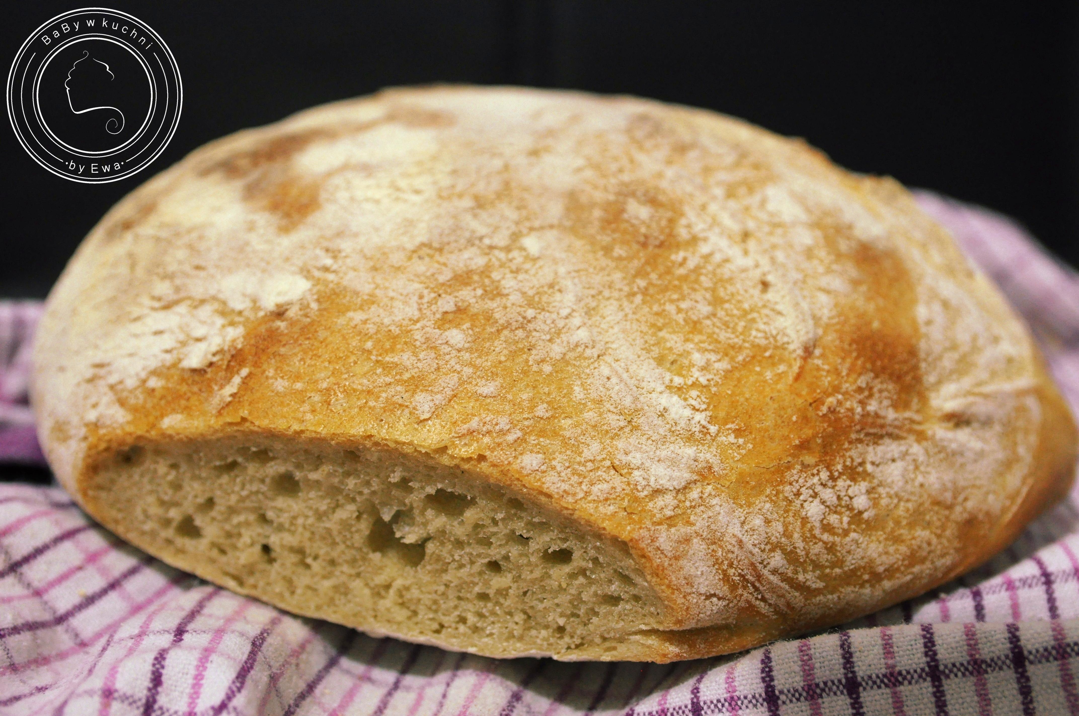 Chleb wiejski na zaczynie 12-godzinnym