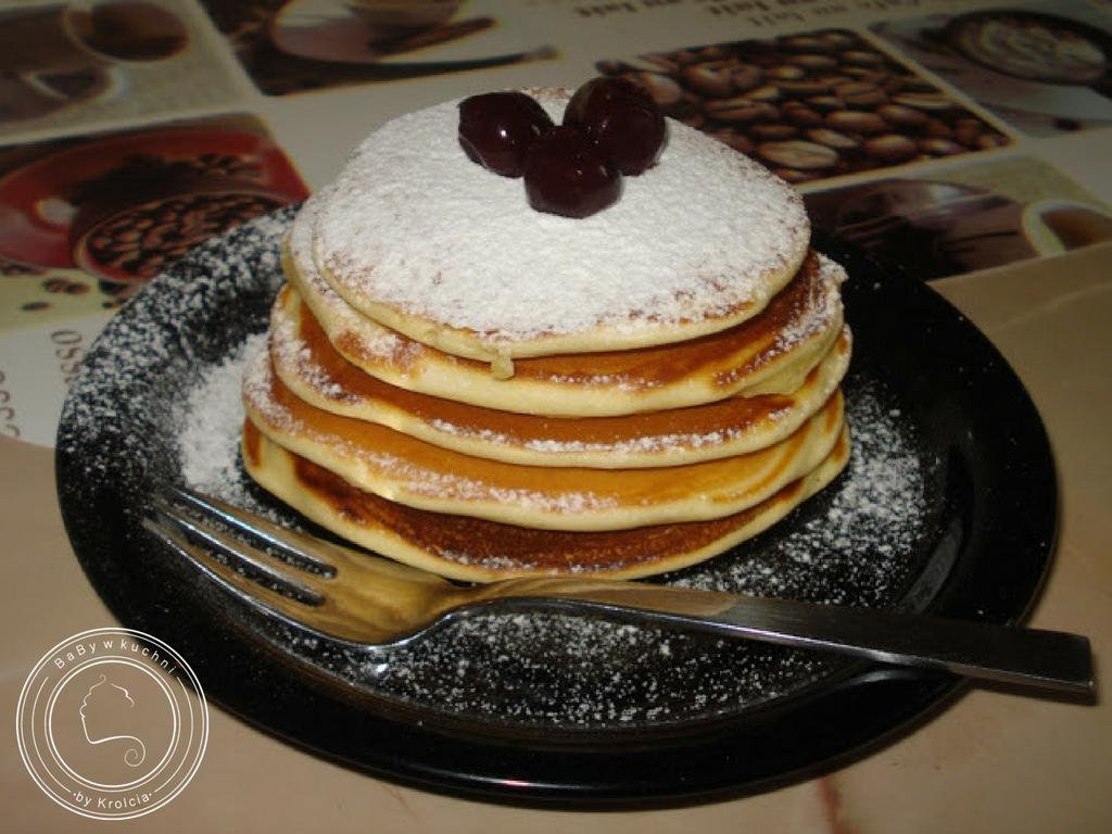 Pancakes niepolskie naleśniki