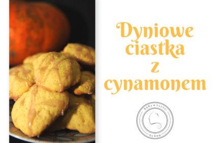 Dyniowe ciastka z cynamonem