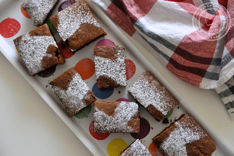 Korzenne ciasto z dynią