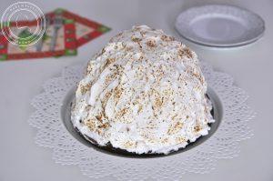 Deser lodowy baked Alaska