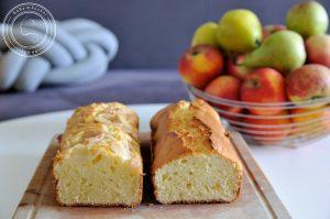 Ciasto z mascarpone i gruszkami