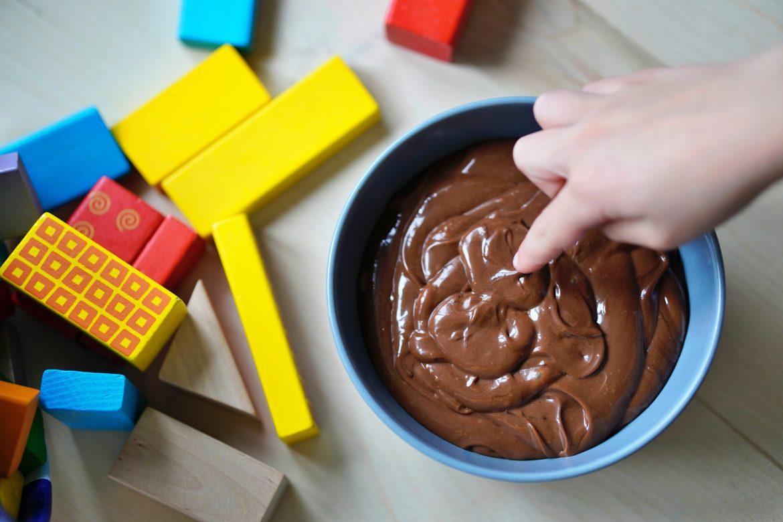 Nutella z masy krówkowej